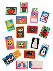 Gift Card Cases Plastic Canvas Pattern