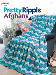 Pretty Ripple Afghans