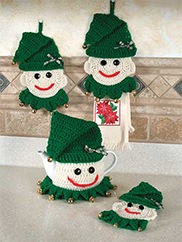 Northpole Elf Kitchen Set